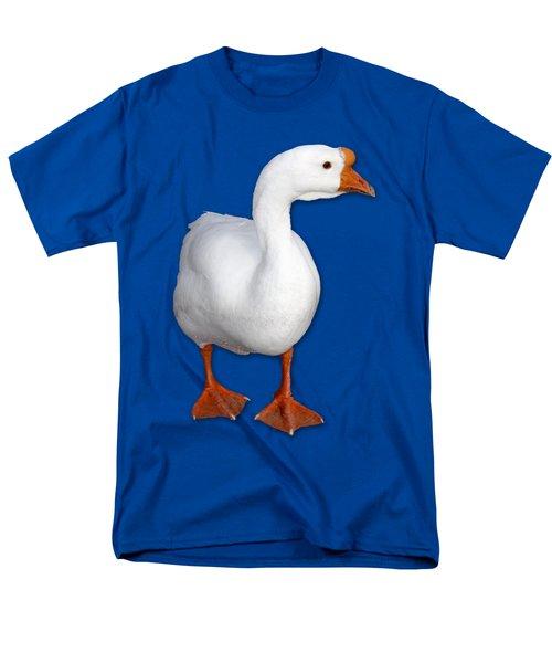 Goose Me Men's T-Shirt  (Regular Fit) by Bob Slitzan
