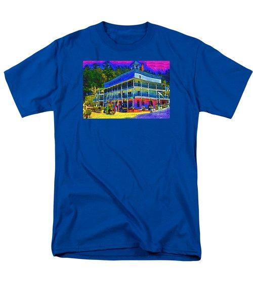 Hotel De Haro Men's T-Shirt  (Regular Fit) by Kirt Tisdale