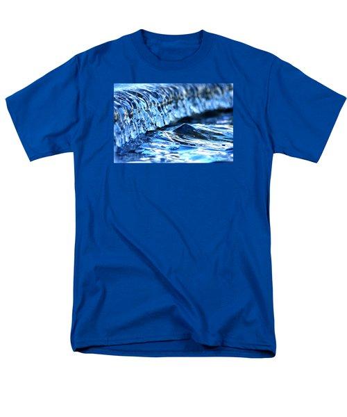 Ice Formation 08 Men's T-Shirt  (Regular Fit)