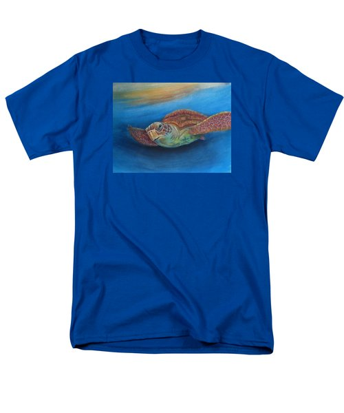 I.c.u Men's T-Shirt  (Regular Fit) by Ceci Watson