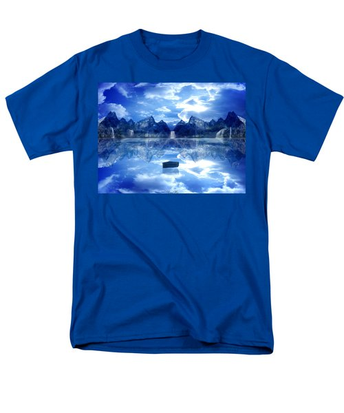 If I Could Turn Back Time Men's T-Shirt  (Regular Fit)