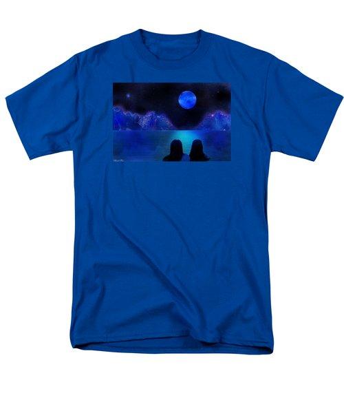 Men's T-Shirt  (Regular Fit) featuring the photograph Infinite Dreams by Bernd Hau