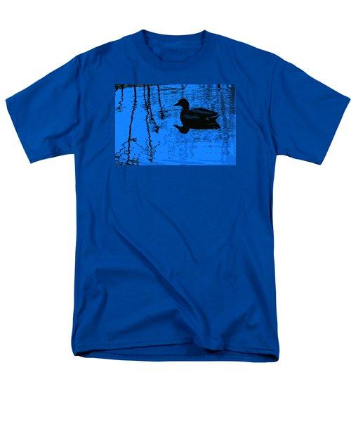 Just Floating Along Men's T-Shirt  (Regular Fit) by John Rossman