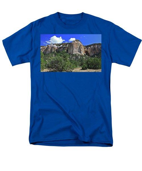 La Ventana Arch Men's T-Shirt  (Regular Fit) by Gary Kaylor