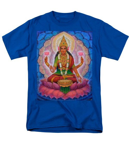 Lakshmi Blessing Men's T-Shirt  (Regular Fit) by Sue Halstenberg