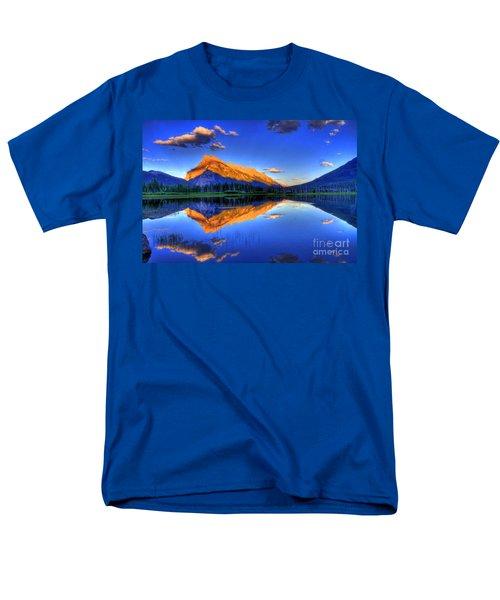 Life's Reflections Men's T-Shirt  (Regular Fit) by Scott Mahon