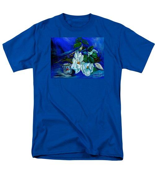Magnolias And Cream Men's T-Shirt  (Regular Fit)