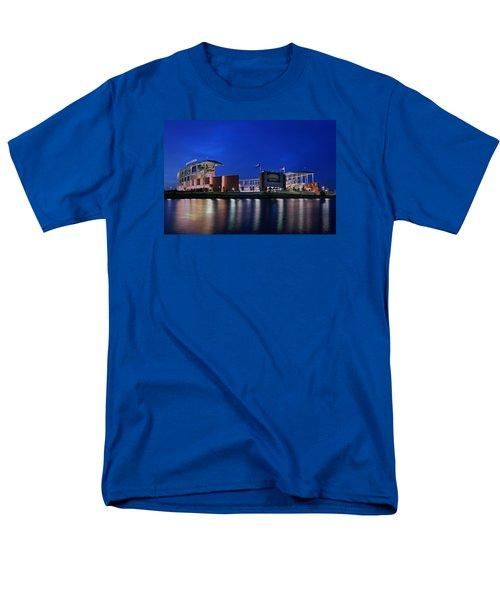 Mclane Stadium Evening Men's T-Shirt  (Regular Fit) by Stephen Stookey
