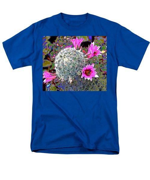 Mini Cactus Men's T-Shirt  (Regular Fit)