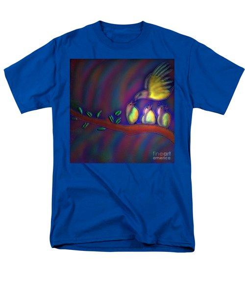 Men's T-Shirt  (Regular Fit) featuring the digital art Mom by Latha Gokuldas Panicker