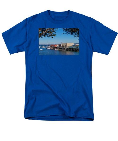Monterey Men's T-Shirt  (Regular Fit) by Derek Dean