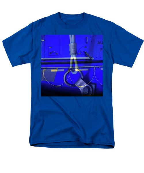 Men's T-Shirt  (Regular Fit) featuring the photograph Mood Blue by Wayne Sherriff