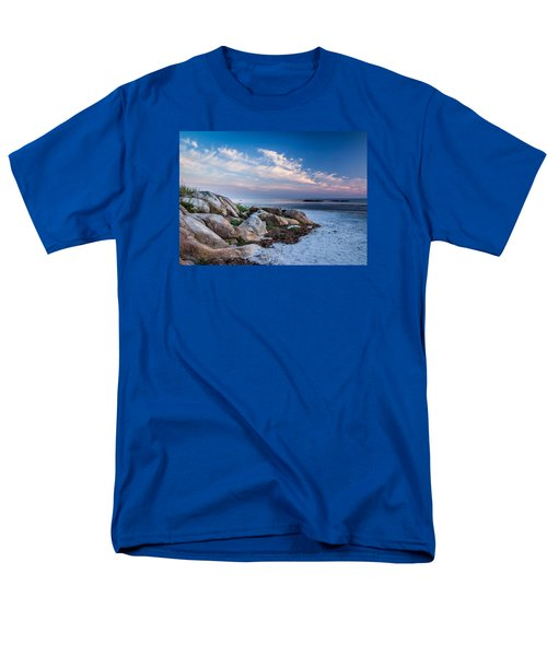 Morning At The Beach Men's T-Shirt  (Regular Fit) by Tim Kirchoff