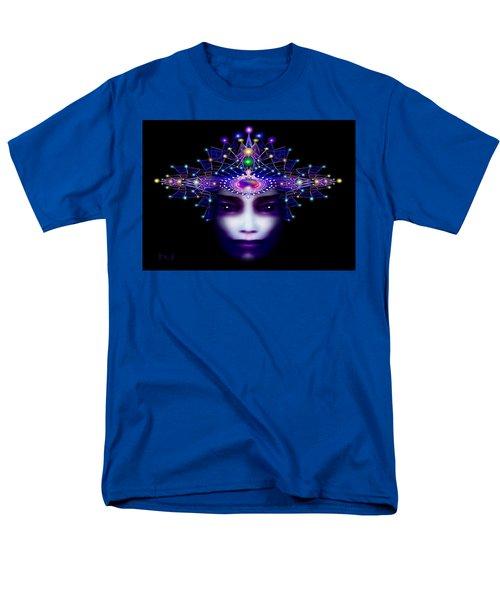 Celestial  Beauty Men's T-Shirt  (Regular Fit) by Hartmut Jager
