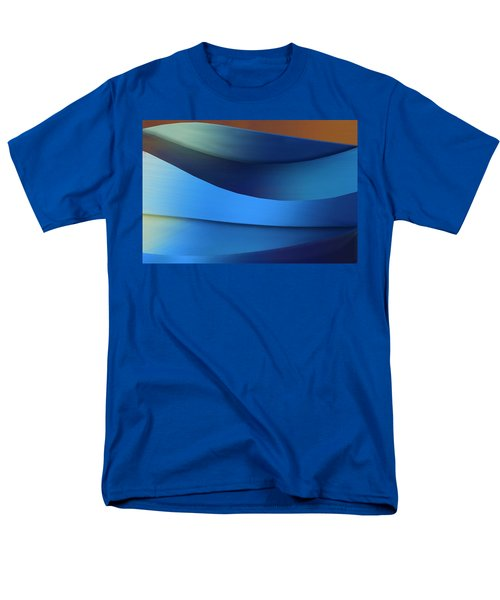 Men's T-Shirt  (Regular Fit) featuring the photograph Ocean Breeze by Paul Wear