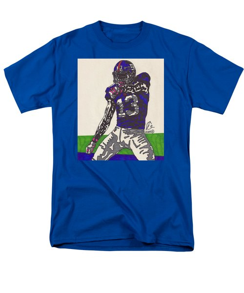 Odell Beckham Jr  Men's T-Shirt  (Regular Fit) by Jeremiah Colley