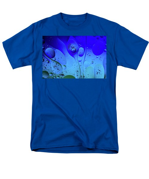 Oil And Water 12 Men's T-Shirt  (Regular Fit) by Jay Stockhaus
