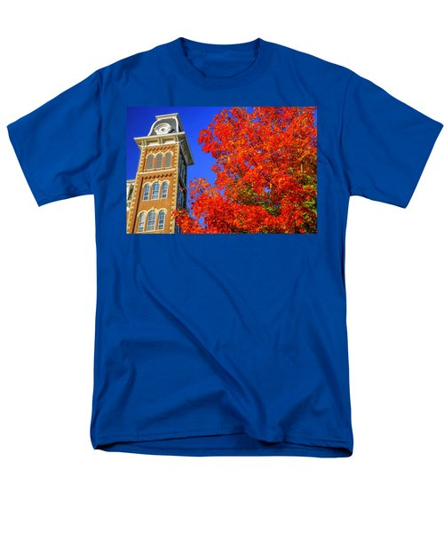 Old Main Maple Men's T-Shirt  (Regular Fit) by Damon Shaw