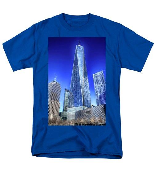 Standing Tall Men's T-Shirt  (Regular Fit) by Dyle Warren