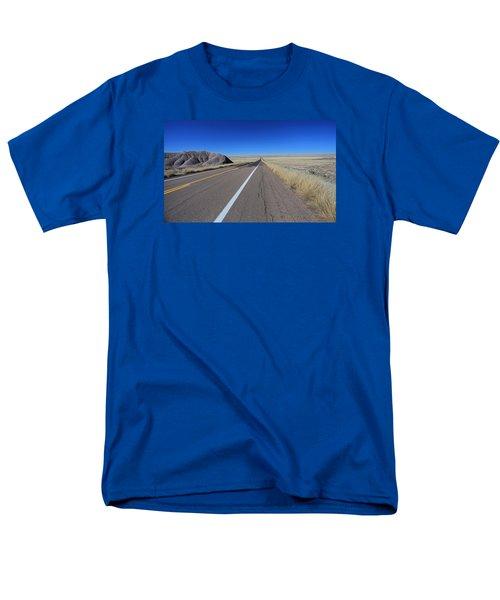 Open Road Men's T-Shirt  (Regular Fit) by Gary Kaylor