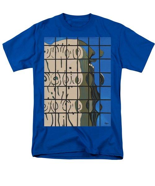 Osborn Reflections Men's T-Shirt  (Regular Fit) by Alika Kumar