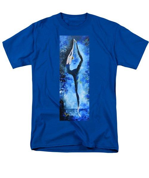 Prima Ballerina #1 Men's T-Shirt  (Regular Fit) by Gary Smith