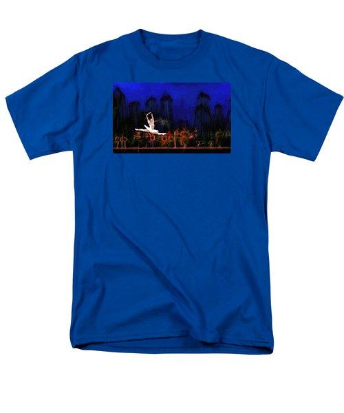 Prima Ballerina Men's T-Shirt  (Regular Fit) by Louis Ferreira