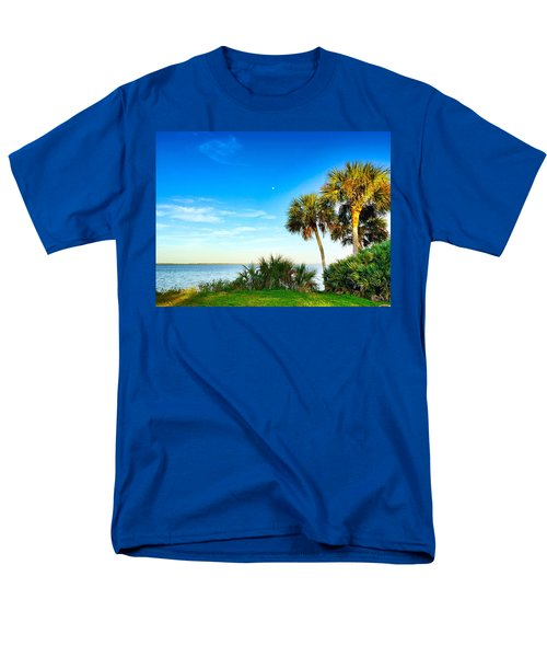 Private Paradise  Men's T-Shirt  (Regular Fit) by Carlos Avila