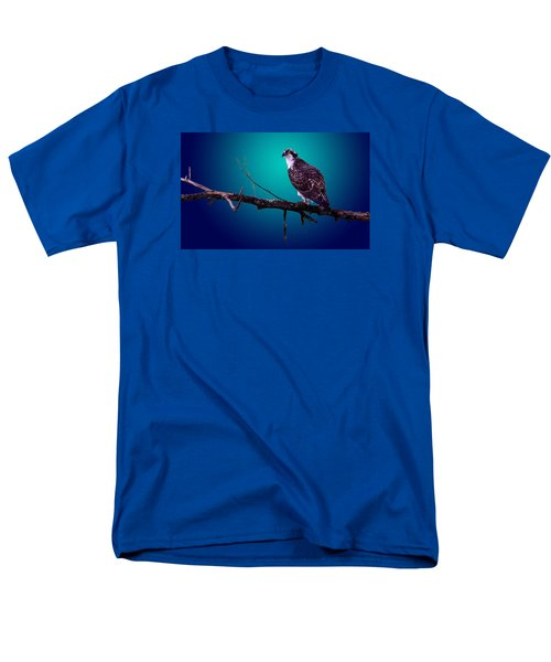 Radiant Raptor Men's T-Shirt  (Regular Fit) by Brian Stevens