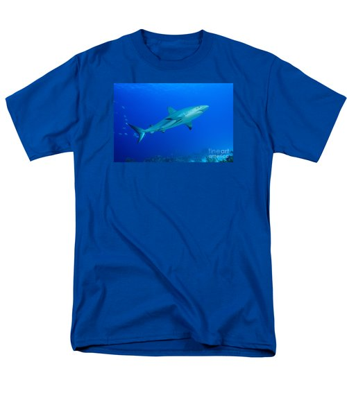 Men's T-Shirt  (Regular Fit) featuring the photograph Out Of The Blue by Aaron Whittemore