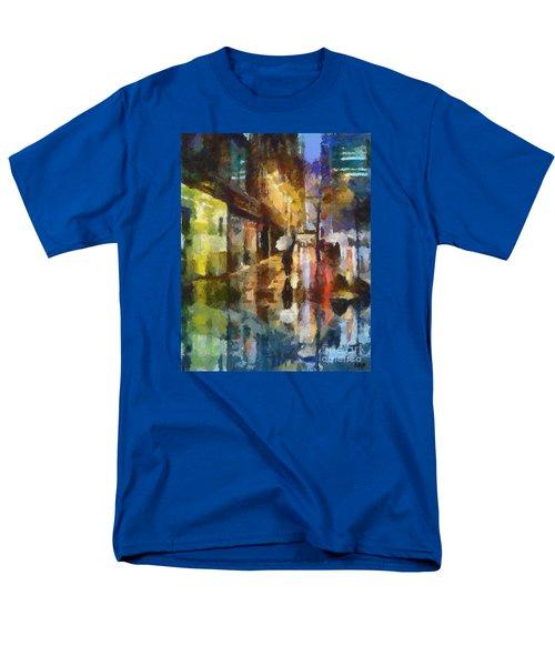 Reflection In The Rain Men's T-Shirt  (Regular Fit)
