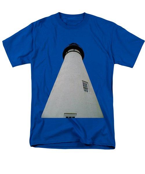 Rising Up Transparent For Customization Men's T-Shirt  (Regular Fit) by D Hackett