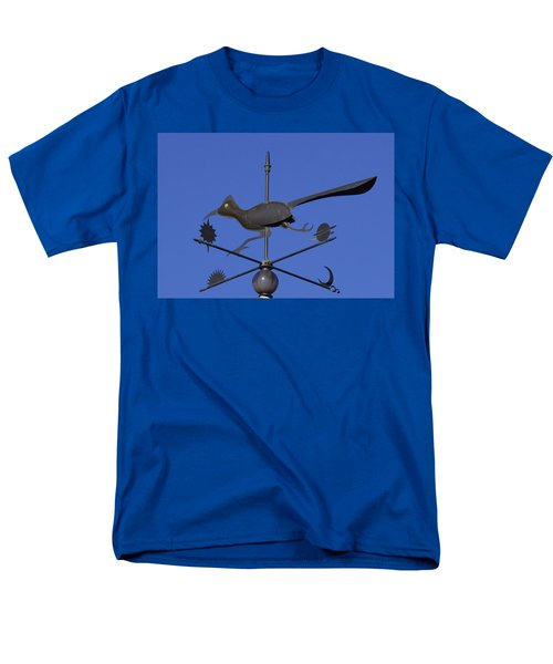 Road Runner Weather Vane Men's T-Shirt  (Regular Fit) by Joan Hartenstein