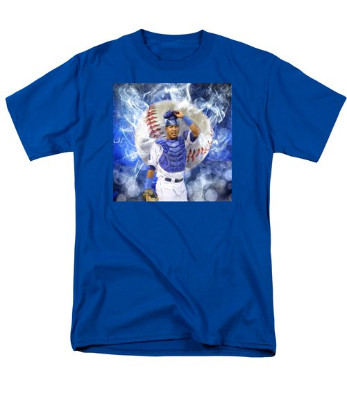 Salvy The Mvp Men's T-Shirt  (Regular Fit) by Colleen Taylor