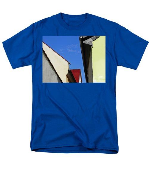 Schierstein Geometrics Men's T-Shirt  (Regular Fit) by Sarah Loft