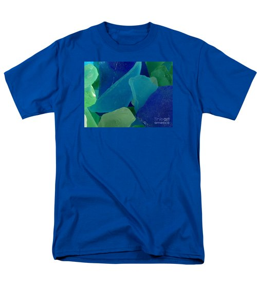Sea Glass Men's T-Shirt  (Regular Fit) by Chad and Stacey Hall