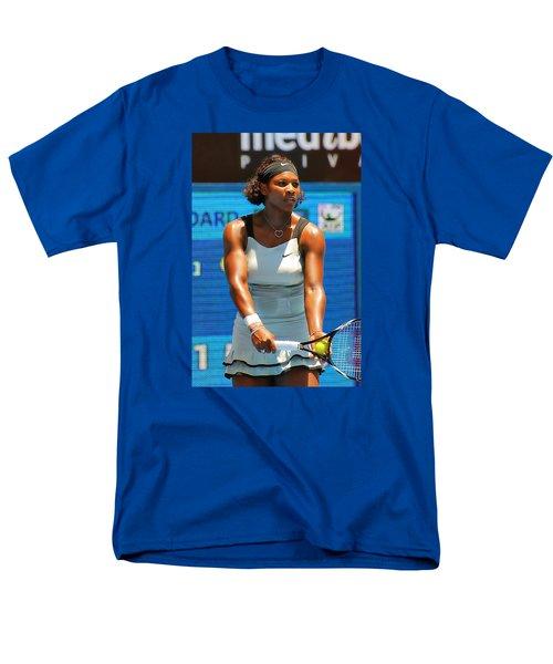 Serena Williams Men's T-Shirt  (Regular Fit) by Andrei SKY