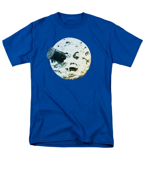 Men's T-Shirt  (Regular Fit) featuring the photograph Shoot The Moon by Bill Cannon
