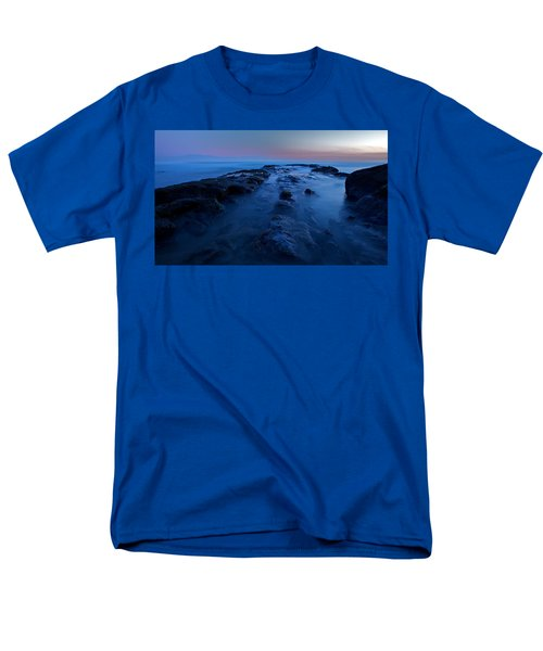Men's T-Shirt  (Regular Fit) featuring the photograph Silence by Evgeny Vasenev