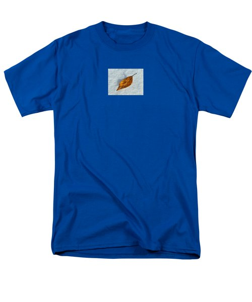 Simple Men's T-Shirt  (Regular Fit) by Janice Westerberg