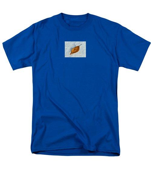 Simple Men's T-Shirt  (Regular Fit)