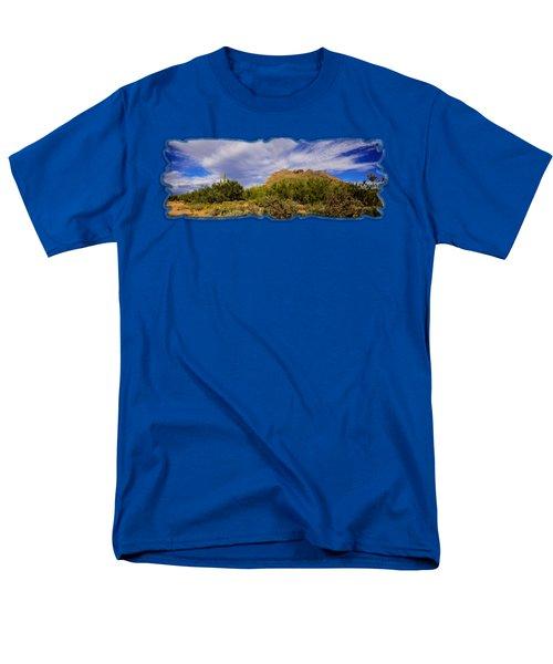 Southwest Summer P12 Men's T-Shirt  (Regular Fit) by Mark Myhaver
