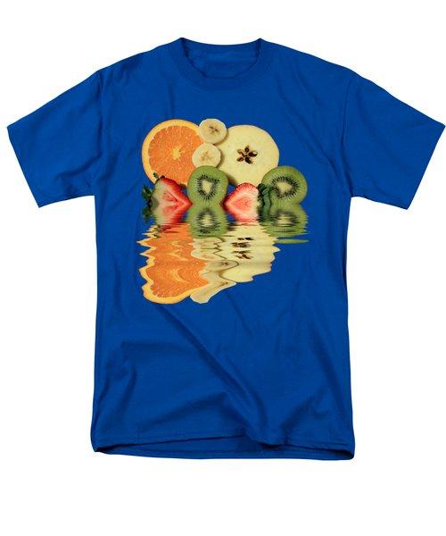 Split Reflections Men's T-Shirt  (Regular Fit)