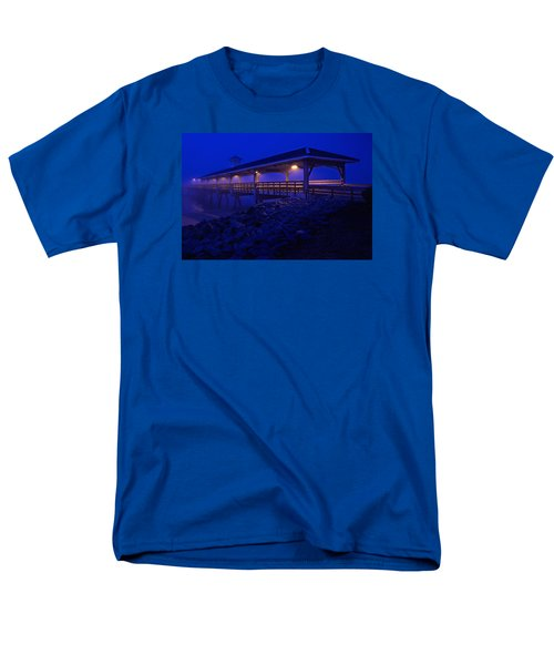 Once In A Blue Mood Men's T-Shirt  (Regular Fit) by Laura Ragland