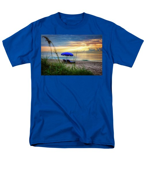 Men's T-Shirt  (Regular Fit) featuring the photograph Summer's Calling by Debra and Dave Vanderlaan