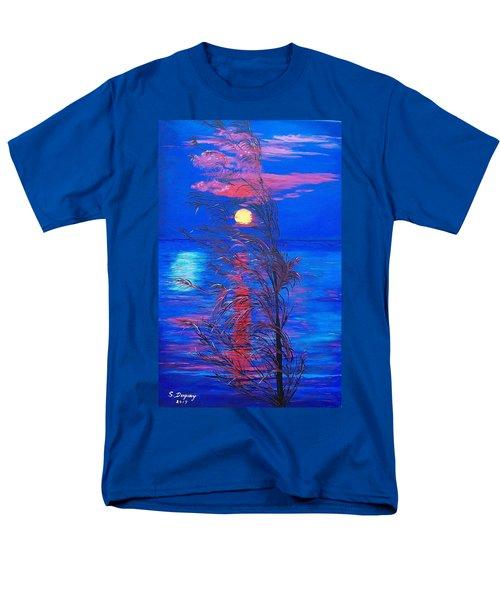 Sunrise Silhouette Men's T-Shirt  (Regular Fit)
