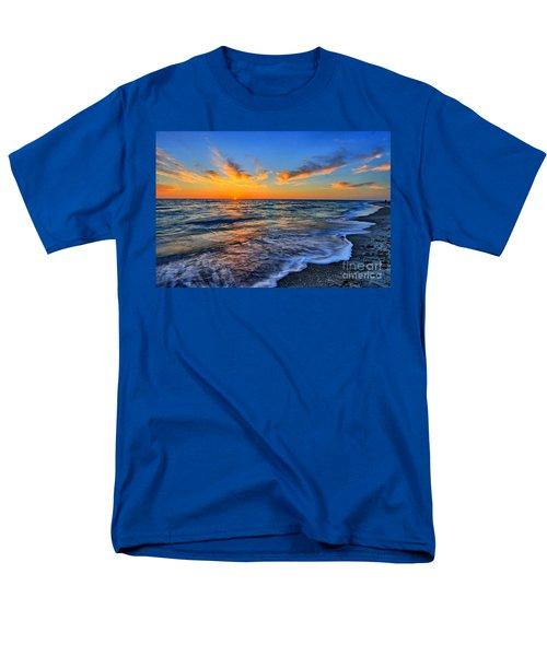 Men's T-Shirt  (Regular Fit) featuring the photograph Sunshine Skies by Scott Mahon