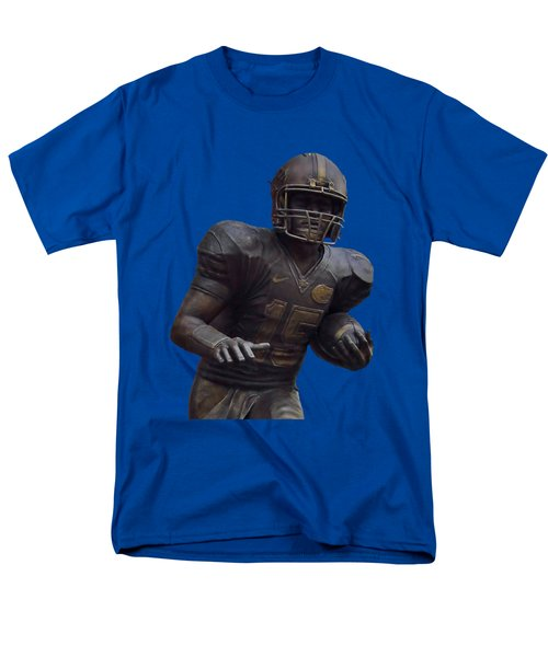 Tebow Transparent For Customization Men's T-Shirt  (Regular Fit)