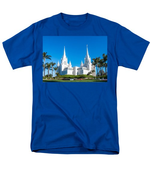 Temple Glow Men's T-Shirt  (Regular Fit) by Patti Deters