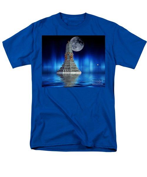 Temple Of The Moon Men's T-Shirt  (Regular Fit)